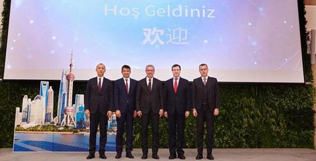 İş Bankası'ndan Çin'de inovasyon merkezi