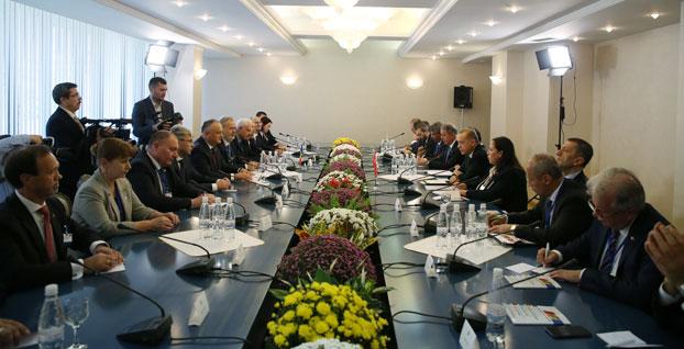 Türkiye ile Moldova arasında stratejik ortaklık belgesi imzalandı