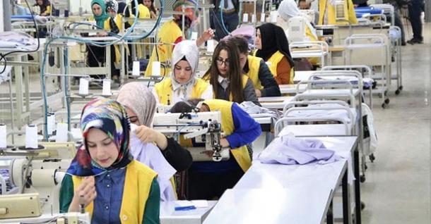 Van'da 500 kişiye istihdam sağlayacak fabrika açıldı