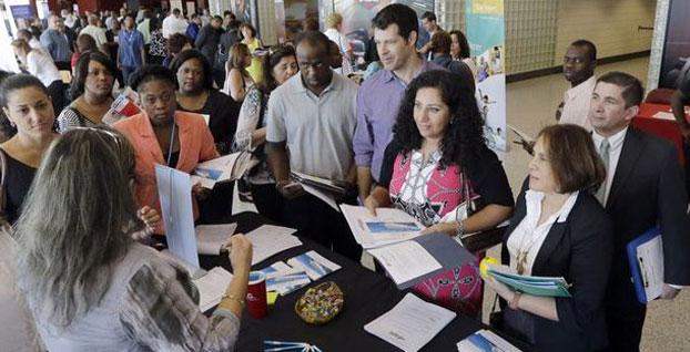 ABD'de işsizlik maaşı başvurularında 45 yılın en düşüğü