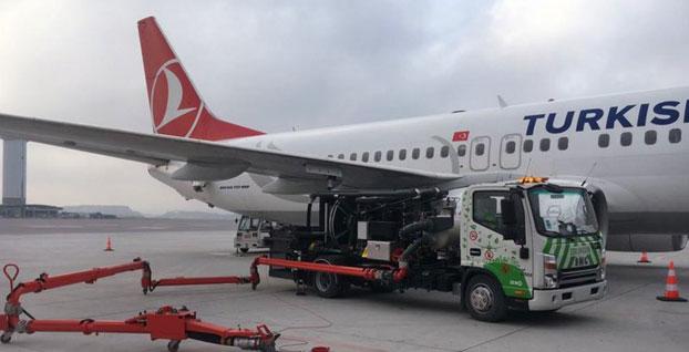 Dünyanın en büyüğü, İstanbul Havalima'nında