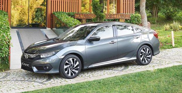 Honda Civic için cazip kasım ayı fırsatı