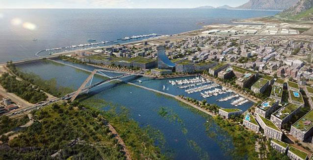Kanal İstanbul kapsamında 10 köprü yapılacak