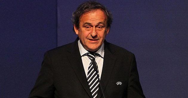 UEFA'dan Blatter'in istifa kararına destek