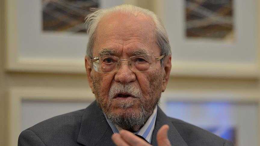 Hocaların hocası tarihçi-yazar Prof. Dr. Halil İnalcık hayata veda etti