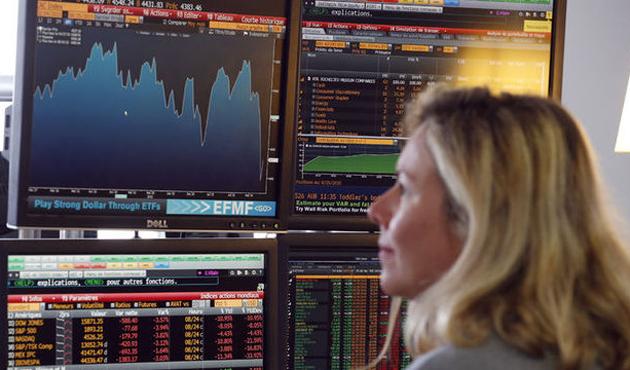 Küresel piyasalar veri takvimine odaklandı
