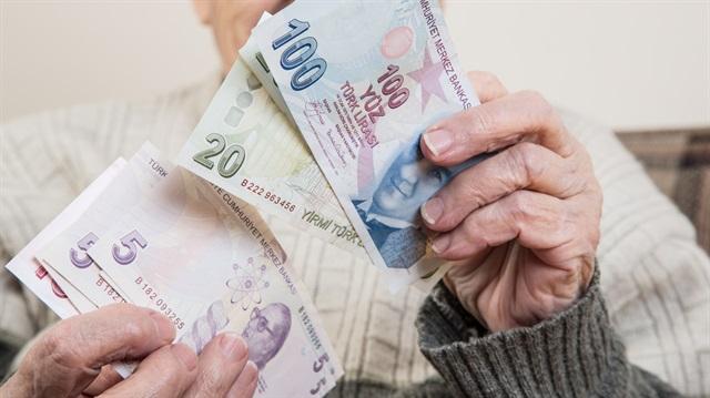 Emekli ve memurların zamlı maaşları belirlendi