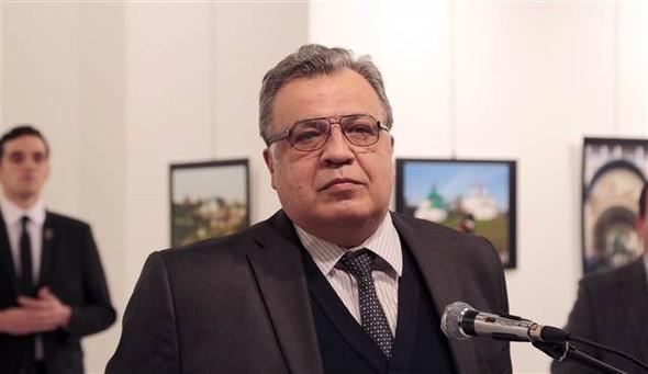 Rus Büyükelçi Karlov'a suikaste iş dünyasından tepki yağdı
