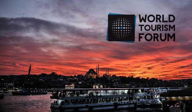 'World Tourism Forum' 16 Şubat'ta İstanbul'da başlayacak