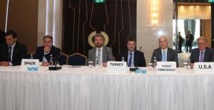 22 ülkeden 50 çelik devi İstanbul'da bir araya geldi