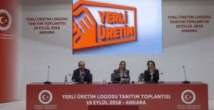 İşte Türkiye'nin 'Yerli Üretim Logosu'