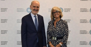 Portekiz Büyükelçisi#039;nden İTO#039;ya...