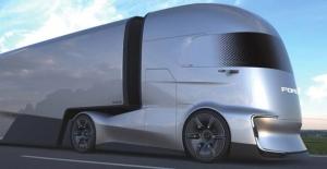 Tesla#39;nın elektrikli kamyonu varsa...