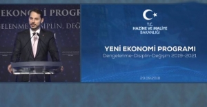 Yeni Ekonomi Programı açıklandı......