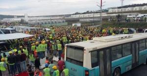 3. Havalimanı İGA CEO'su: İşçiler haklıydı