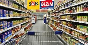 ŞOK ve Bizim Toptan Market zincirlerinden enflasyonla mücadeleye tam destek