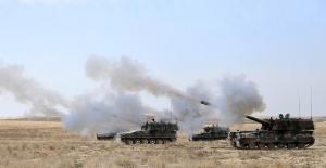 TSK, Fırat'ın doğusunda YPG'yi vurdu