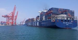 Türkiye'nin en büyük konteyner limanı, Mersin Limanı