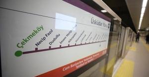 Üsküdar-Ümraniye-Çekmeköy metrosunun 2'inci etabı açılıyor