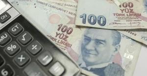 Bütçe ekim ayında 5,4 milyar lira...