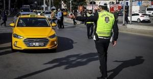 Emniyet'in 10 ildeki taksi denetimlerinde ceza yağdı