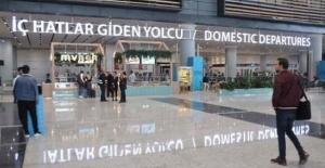 İstanbul Havalimanı#039;nda film...