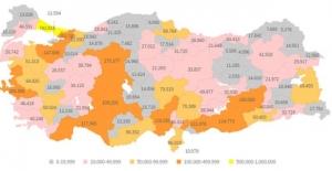 İşte Türkiye'nin mesleki eğitim haritası | GRAFİK