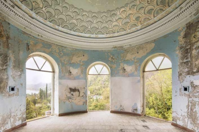 Abhazya'nın terkedilmiş tarihi eserleri