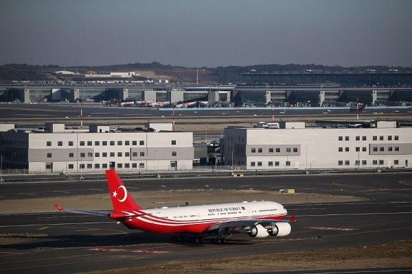İstanbul Havalimanı'nın açılışından dikkat çekici kareler