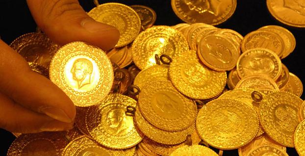Altının kilogramı 188 bin 750 liraya geriledi