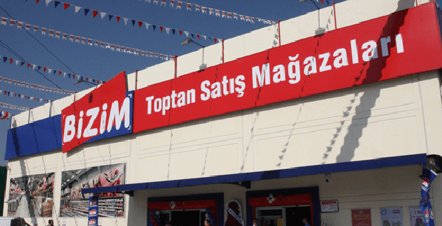 Bizim Toptan'ın satış gelirleri 3,9 milyar TL'ye yükseldi