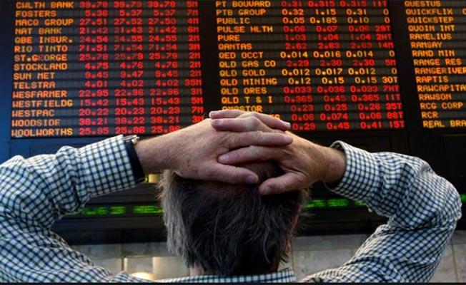 Borsa geçen hafta yüzde 9'a yakın düştü