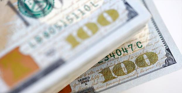 Dolar/TL  son bir haftanın en düşüğünden yükseldi