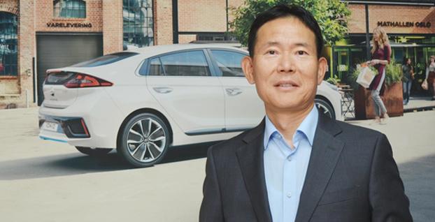 Hyundai Assan'ın yeni Başkanı Ickkyun Oh