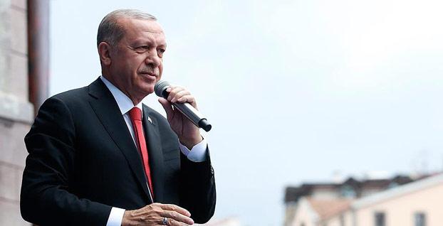 Başkan Erdoğan'dan 'dolar bozdurun' çağrısı