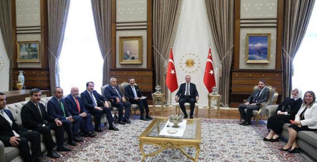 Başkan Erdoğan'dan iş dünyasını rahatlatan mesaj