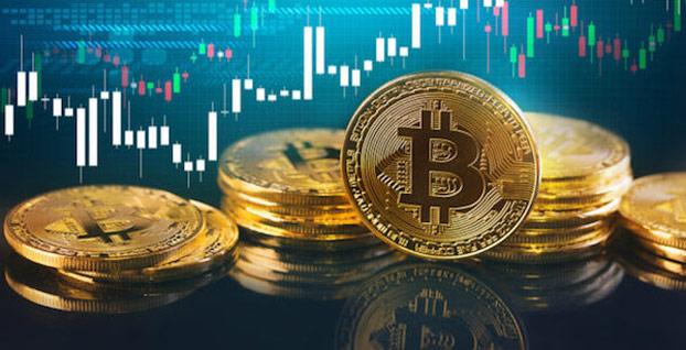 Bitcoin son bir ayın en yüksek seviyesinde