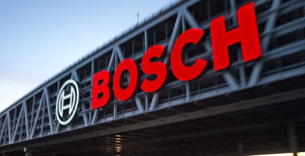 Bosch'tan Türkiye'ye büyük yatırım