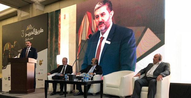 MÜSİAD'ın yurt dışındaki 206'ıncı irtibat noktası Ürdün'de