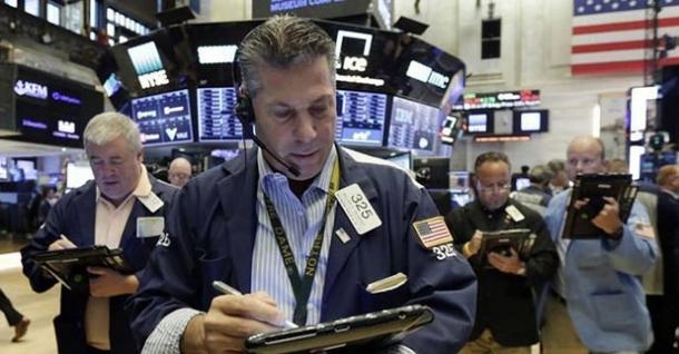 New York borsası son işlem gününde düşüşle kapandı