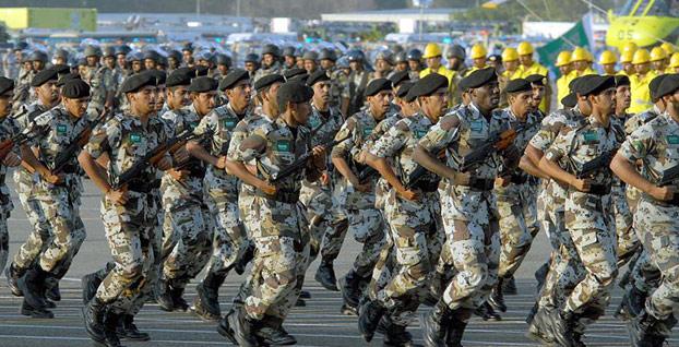 Suudi Arabistan'ın askeri harcamalarında önemli artış