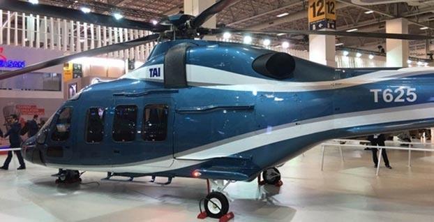 T625'in üretimi tamamlandı