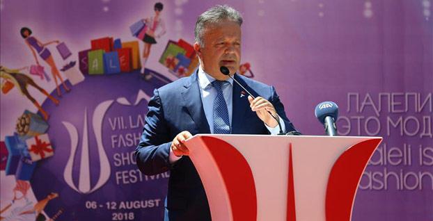 TİM Başkanı Gülle: Laleli'yi ihracatın merkezi yapmaya çalışacağız