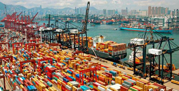 Türk limanlarından ikinci çeyrekte konteyner rekoru