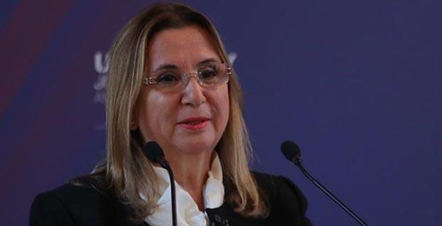 Bakan Pekcan'dan Arjantin'de ticaret mesajı