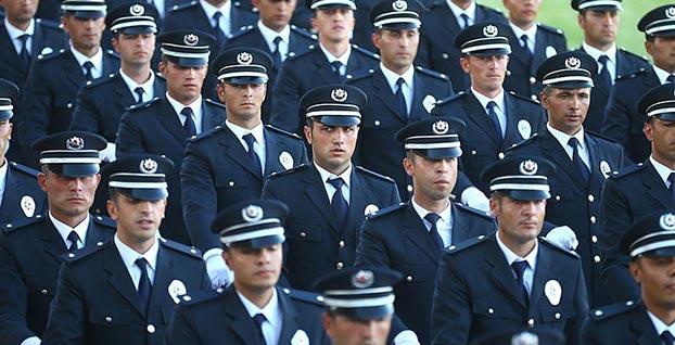 Bini kadın 10 bin polis adayı alınacak