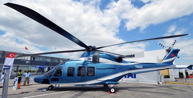 İlk özgün helikopterin motoru da yerli olacak