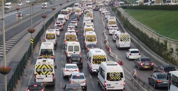 İstanbul'da 'pazartesi' alarmı