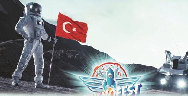 İstanbul'da 'uzay' festivali için geri sayım