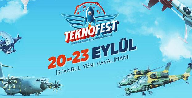 Teknofest İstanbul'da etkinlik takvimi belli oldu | GRAFİK